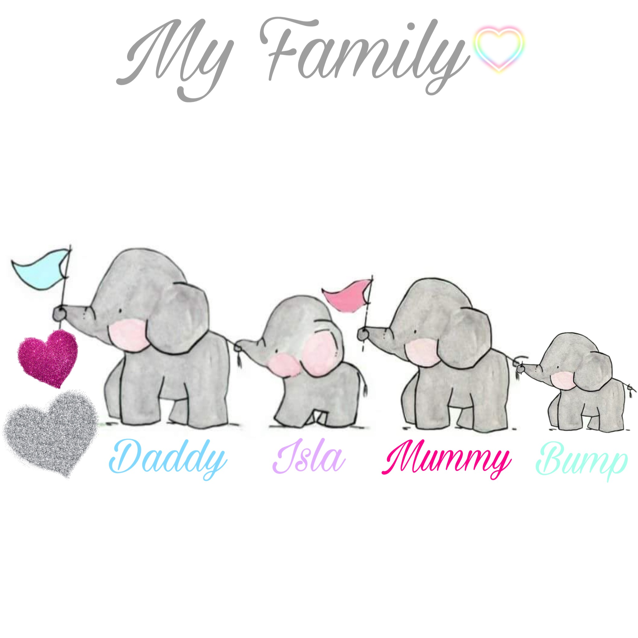 Freetoedit Elephants Family Edit Elephantfamily