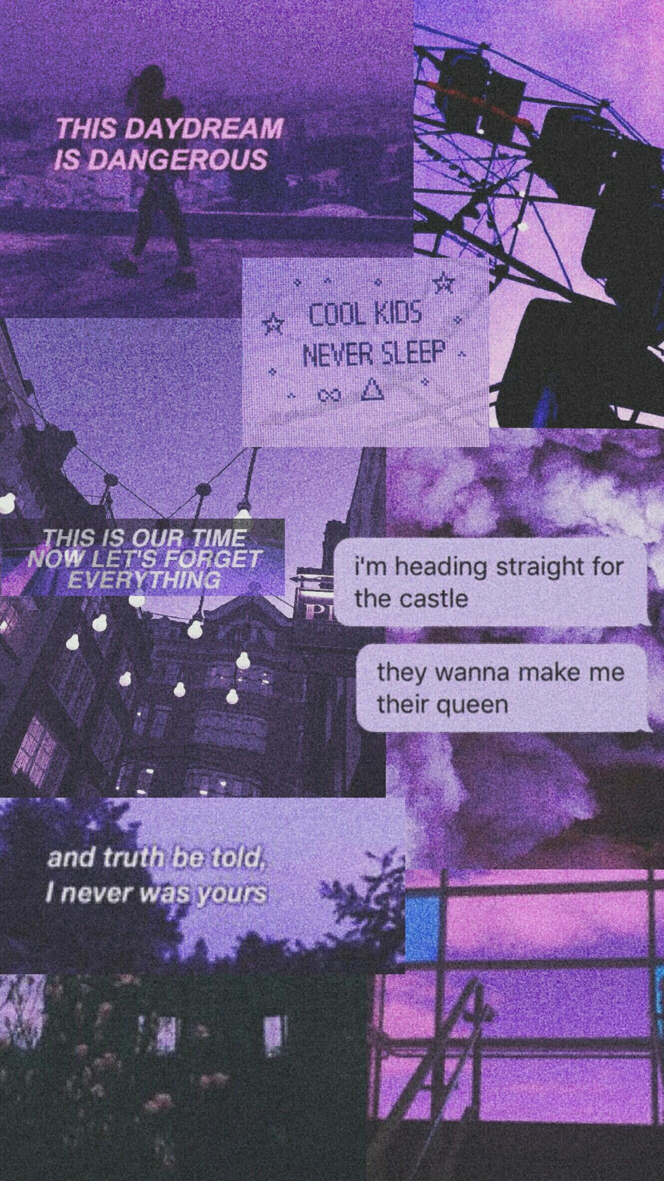 aesthetic aestheticpurple purple tumblr wallpaper...