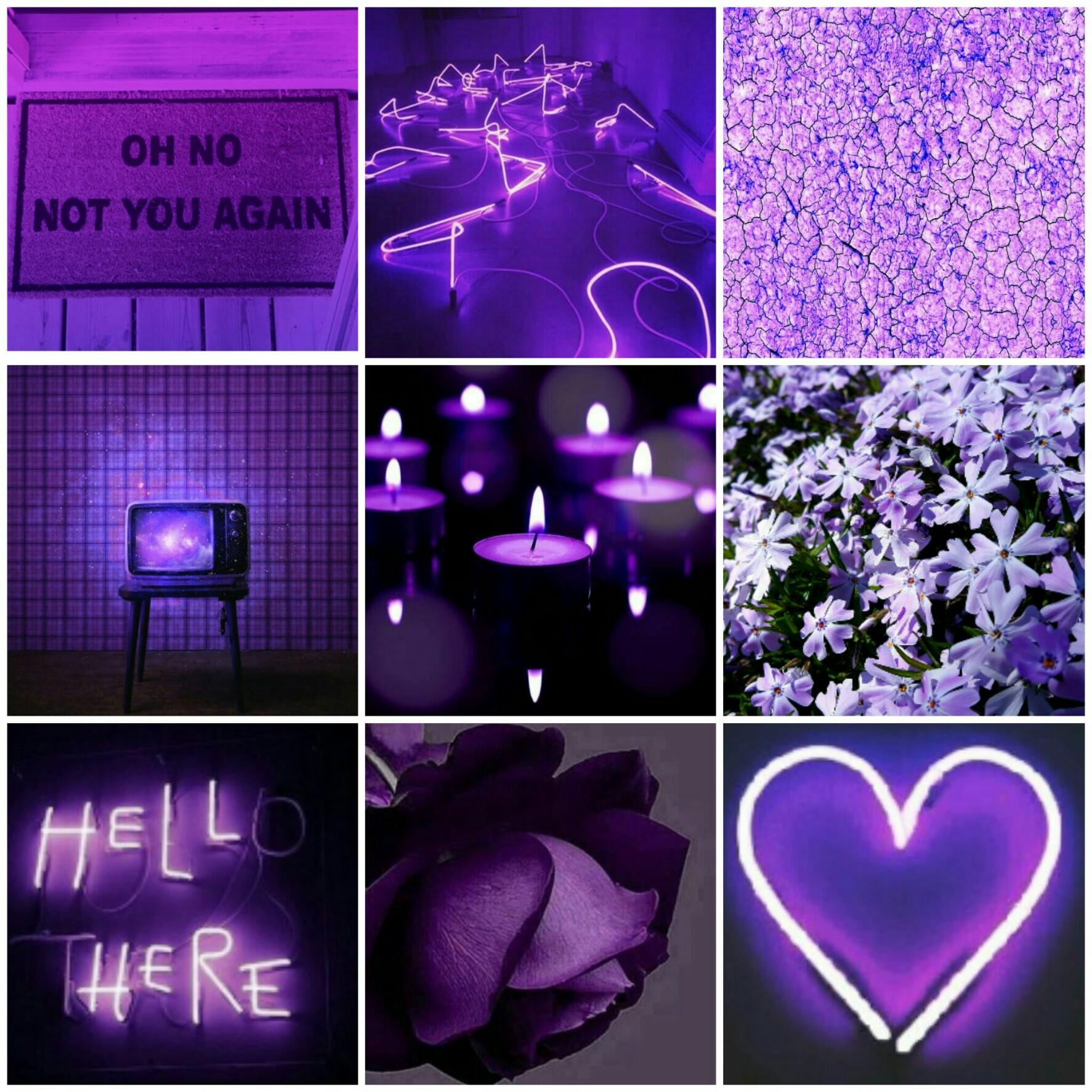 Purple Purpleaesthetic Purple Lila Aesthetic