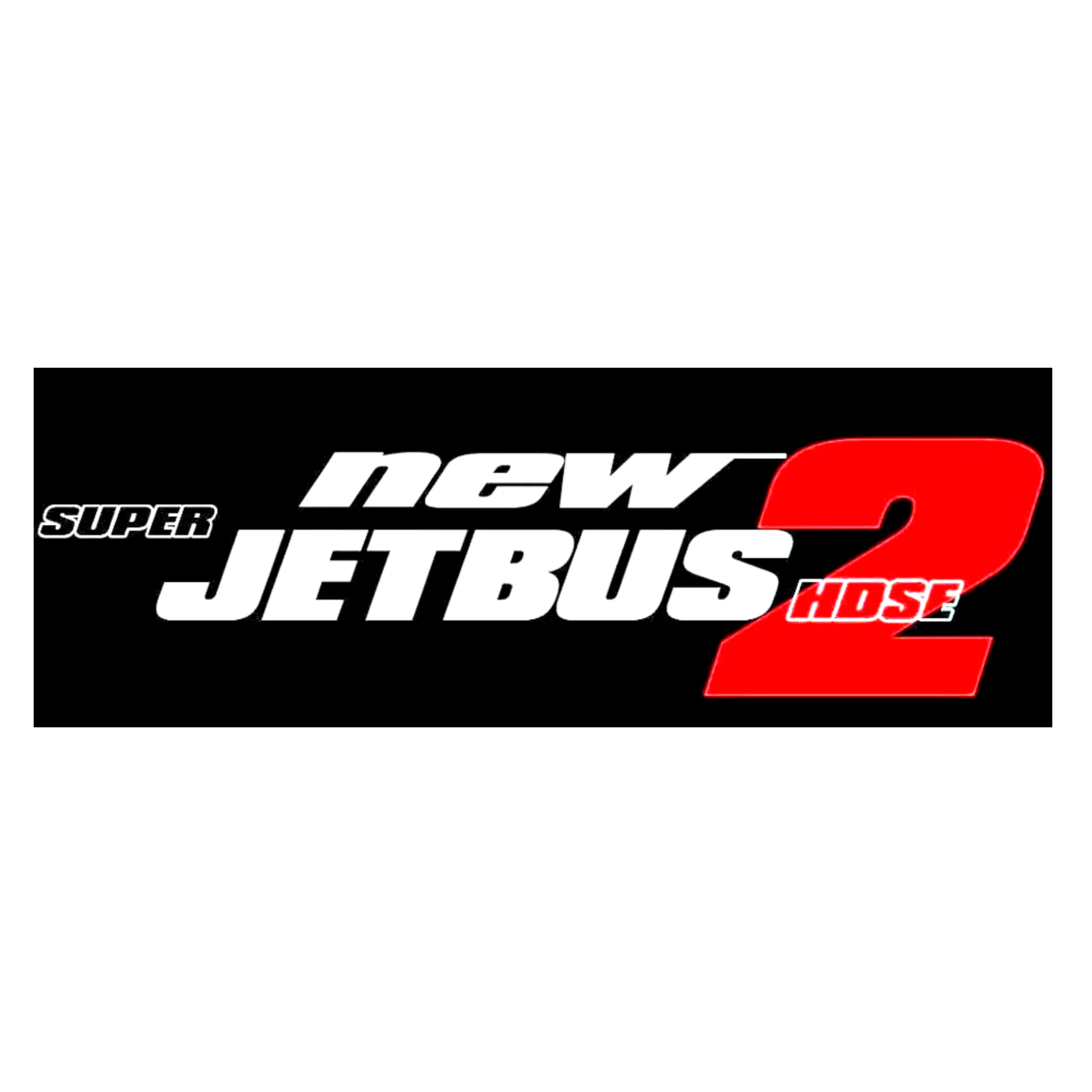 Jetbus Sticker By Mabiring74