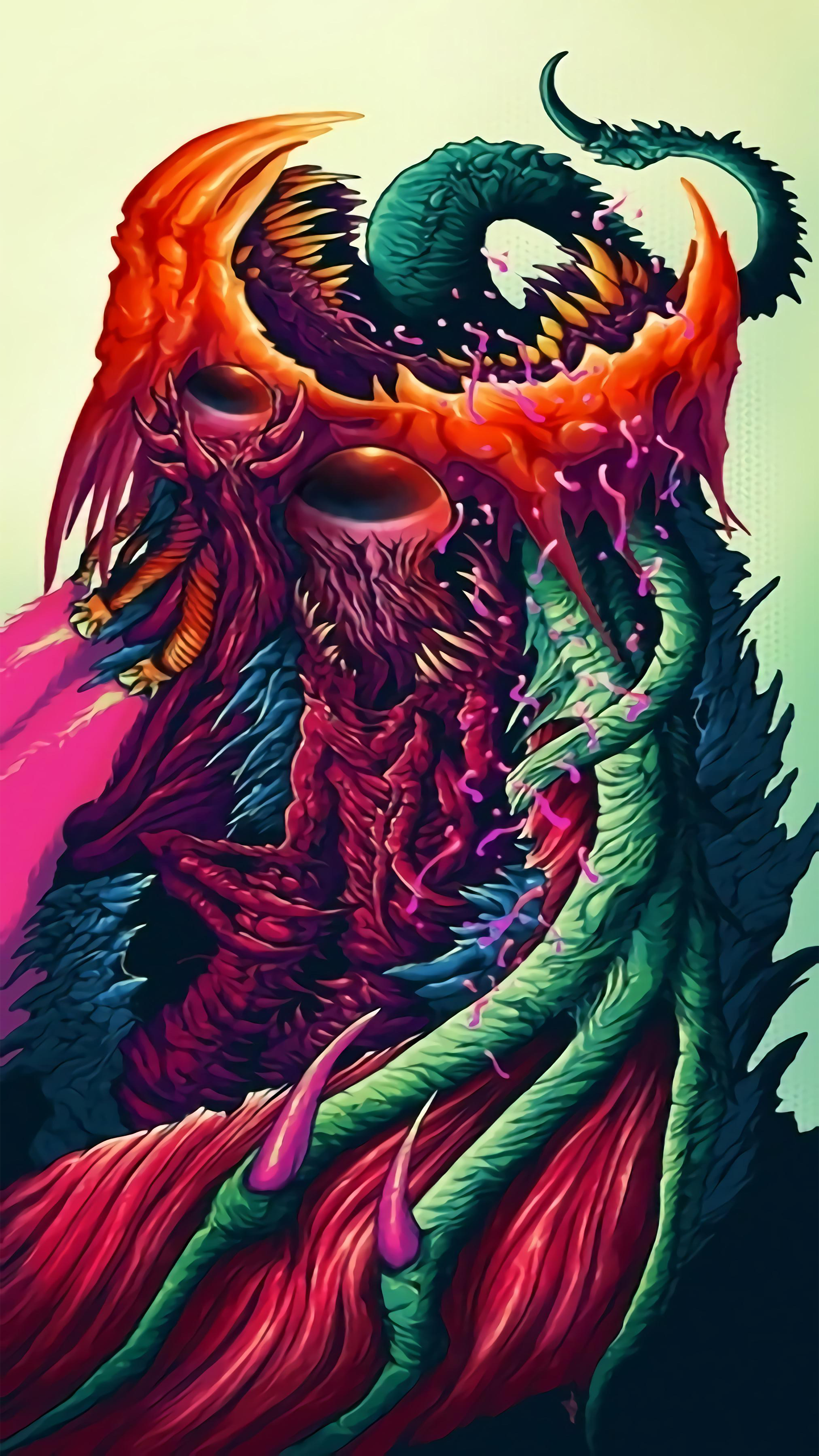 Hyperbeast Phone Wallpaper Image By Rolcsi052