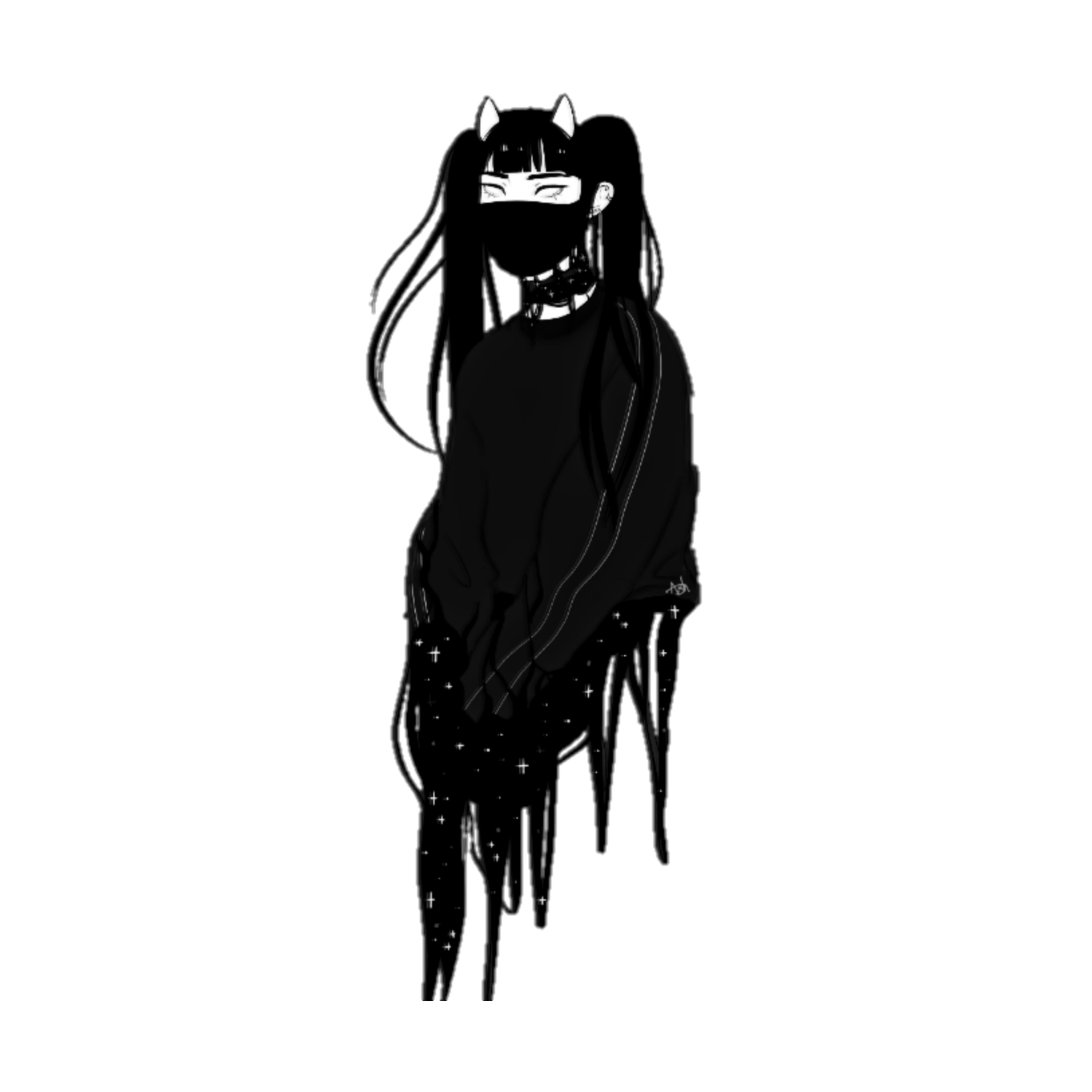 satan devil demon anime aesthetic dark freetoedit remix...