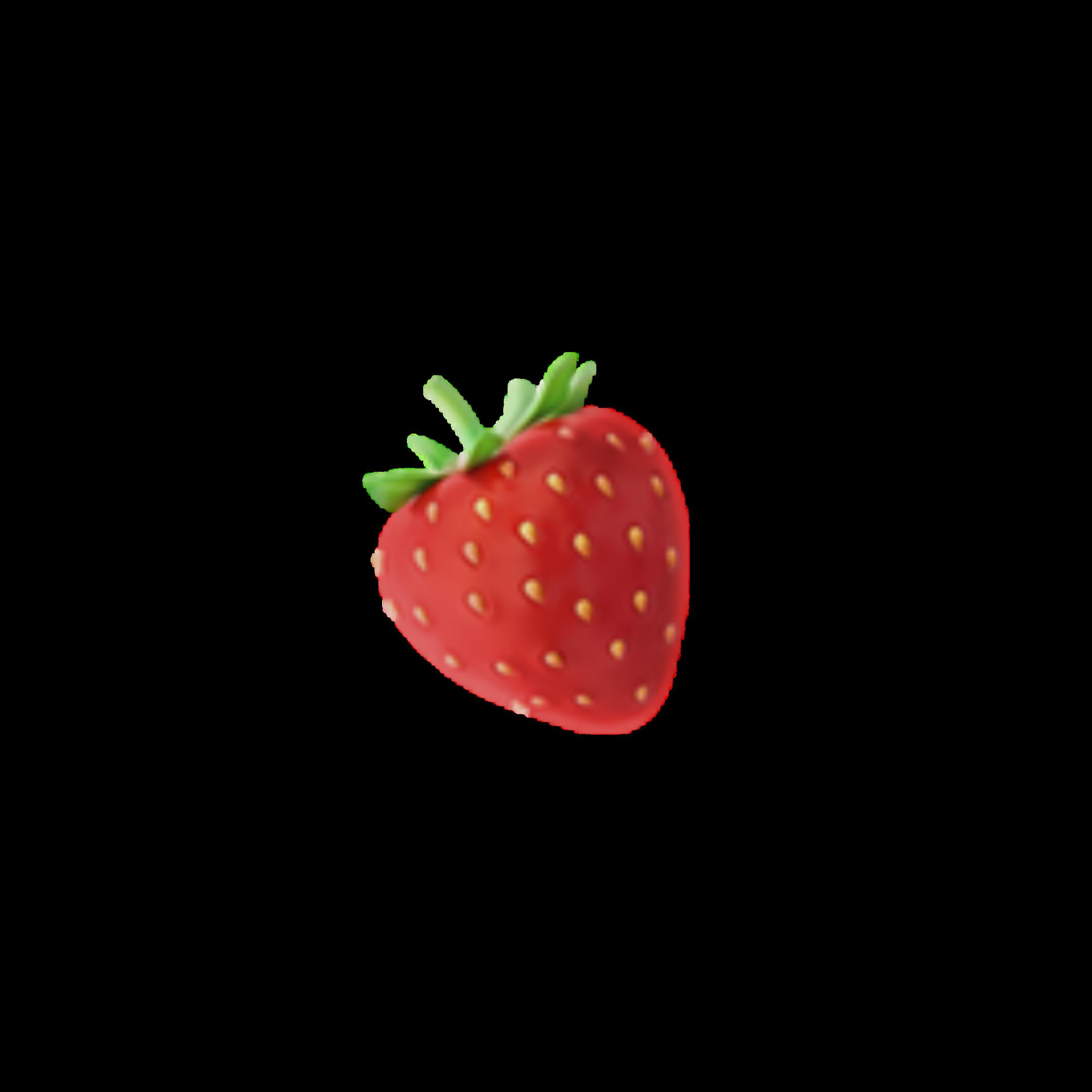 strawberry berry berrys emoji ios iosmoji iosmoji ios11