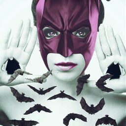 batmanstickerremix original madewithpicsart digitalmakeup prismeffect eyecolorchange