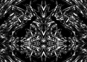 blackandwhite mystyle mirrormania abstract darkart