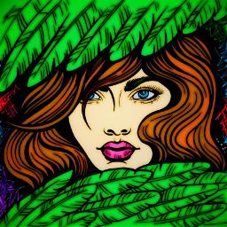 freetoedit magic coloring art selfiemade