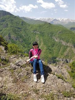 me tatev nature mountain