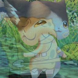 freetoedit meme lmao lmaobye spongebob