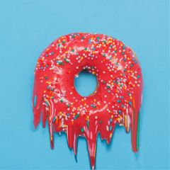 freetoedit donut stretched stretchtool