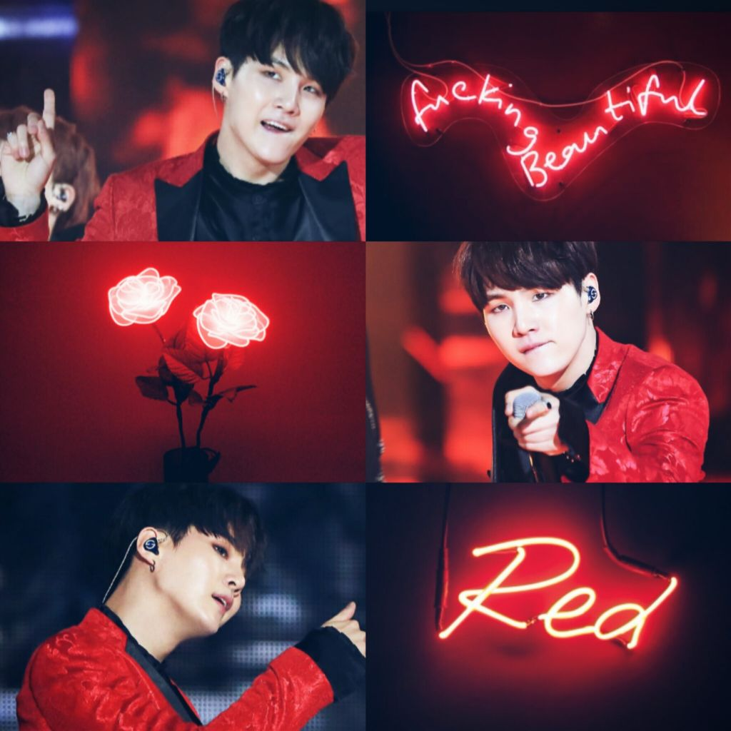 Download 9000+ Wallpaper Bts Red  Gratis