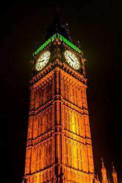 bigben london night citylights photography