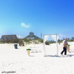 cleanup beachwedding