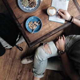 freetoedit coffeeaddict coffeetime onthetable flatlay
