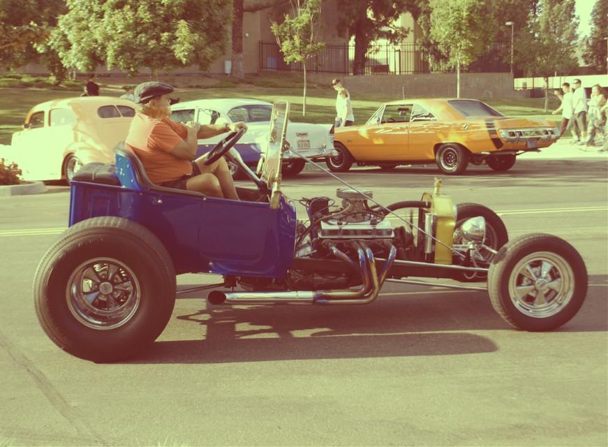 #vintage #car #hotrod #photography