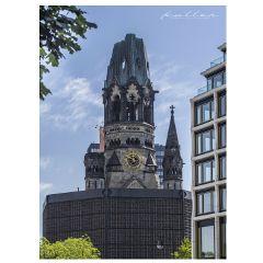 sightseeing berlin church touristattraction city