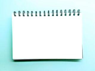 notebook paper write blank white freetoedit