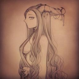 myart shojo manga anime drawing freetoedit