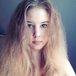 today beyou hair me eye freetoedit