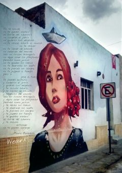 art streetart street grafitti mural