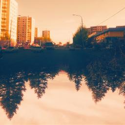 doubleexposure urbancountry