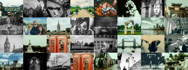 collage london photography freetoedit