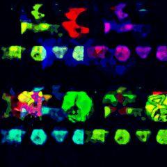glitch art glitchart weird phonewallpaper