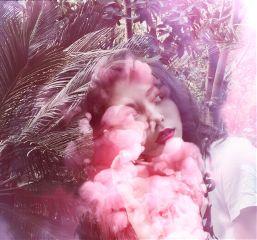 freetoedit smoke doubleexposure addphoto
