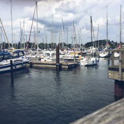 harbour sailing water ocean marina