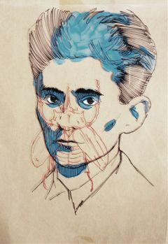 drawing ink theprometeus acrylic