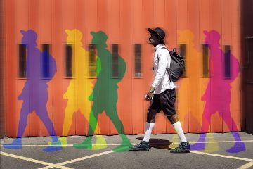 freetoedit colorexposure rainbowwalk