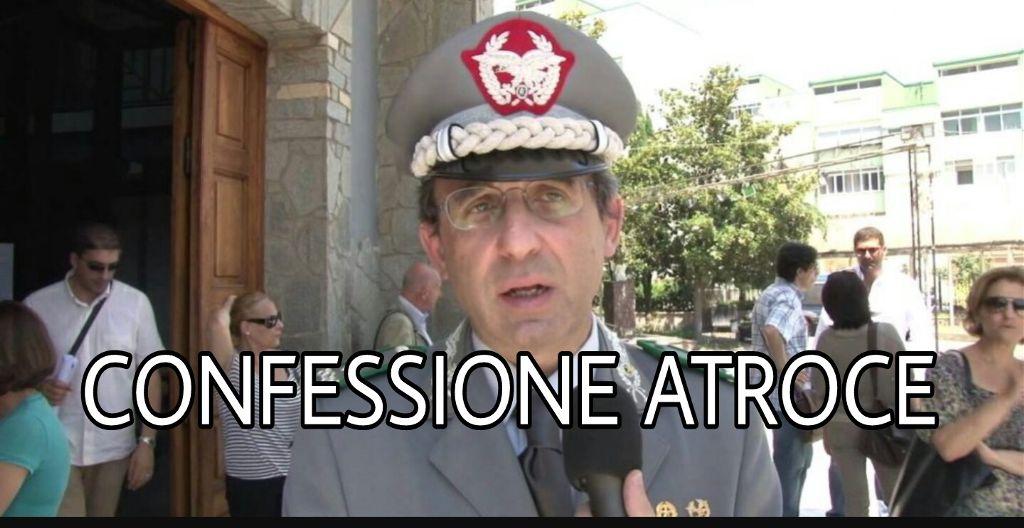 Risultati immagini per Lui è il Generale Sergio Costa. ha lanciato un'accusa gravissima contro il Governo del PD. Guadate cos'ha scoperto..