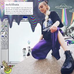 freetoedit girl blonde fashion word
