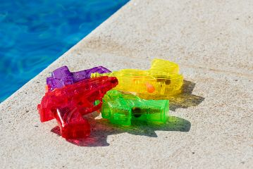 freetoedit waterguns colorful summertime