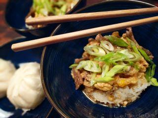 donburi rice bowlfood comfortfood dinnerfortwo