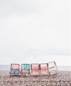 freetoedit summer chairs beach colors