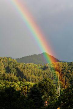nature rainbow