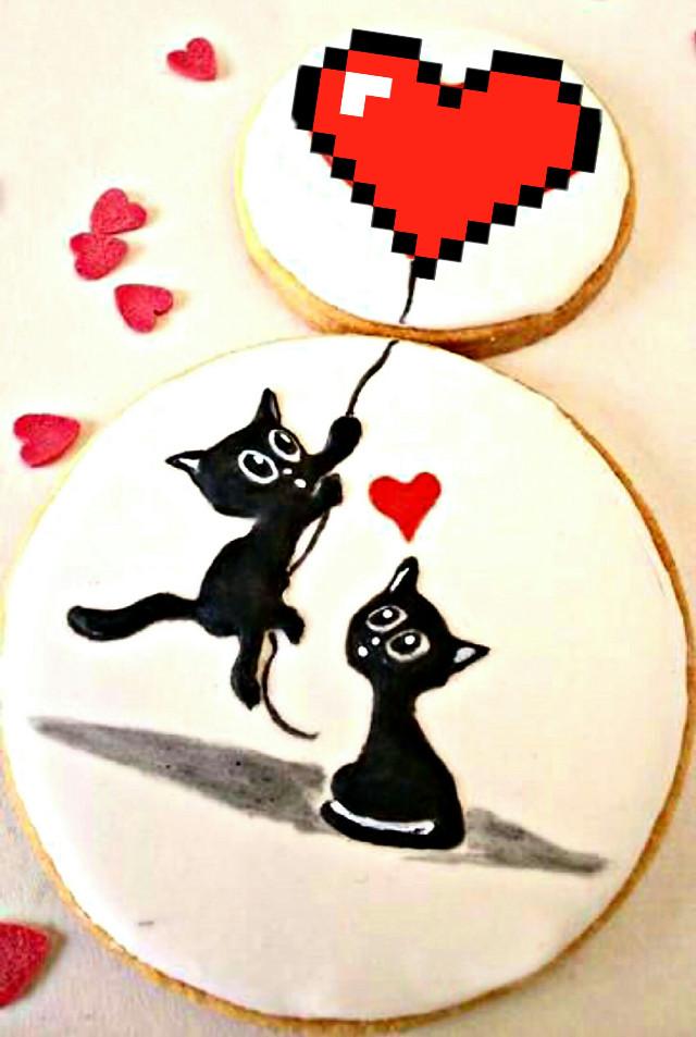 #heart #cats