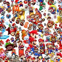 freetoedit mario mariokart 8bit videogames