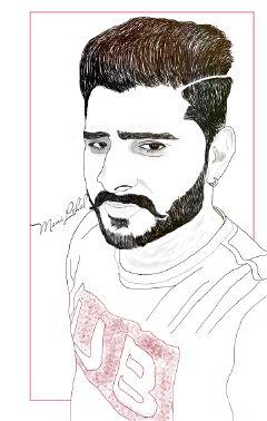 punjabiboy sketch drawing drawtools muchh