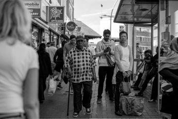 blackandwhite people streetphotography