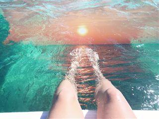 freetoedit water sunset overlay summer