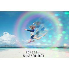 freetoedit rainbow happy shazahom1 illusion