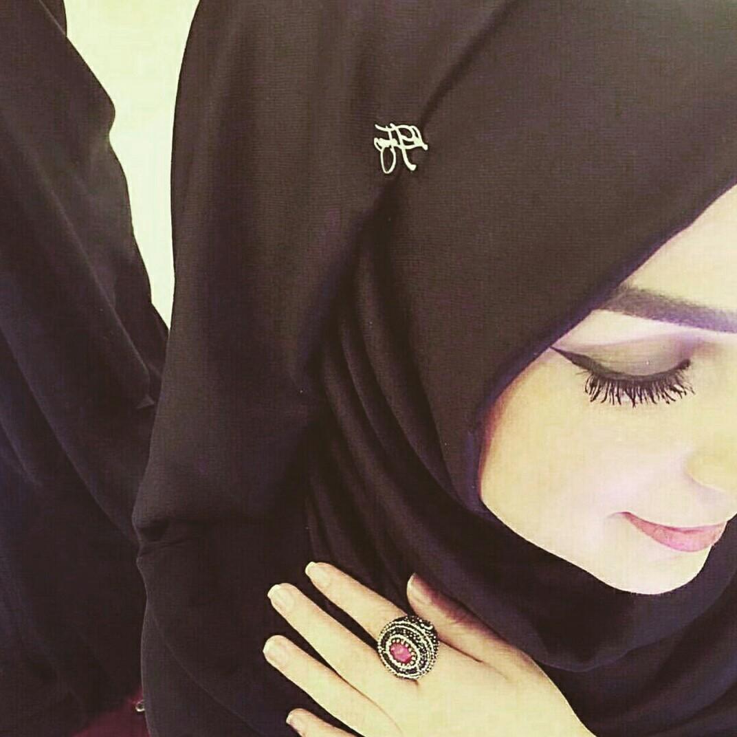 Image of: Niqab Hijab Image Picsart Hijab Islam Girl Dp Image By Balushi Girl