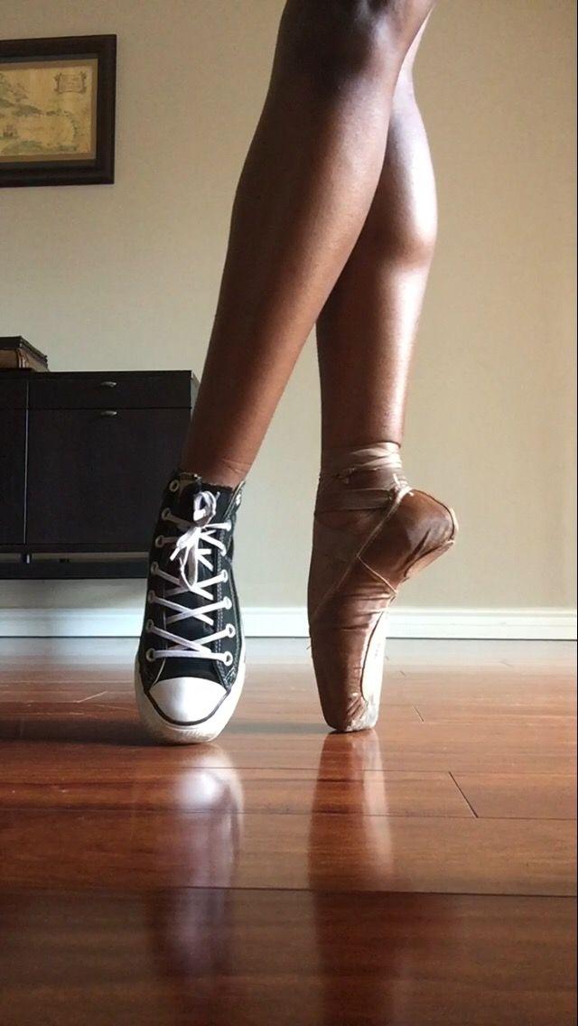 e1ff76c11d66  freetoedit  dance  ballet  pointe  converse