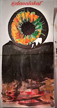 artinprogress art drawing painting eye