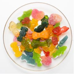 freetoedit sweets candy jelly colorful