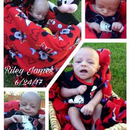 babies baby babyboy mickeymouse disney freetoedit