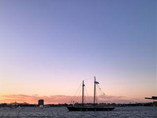 sunset freetoedit ships
