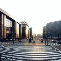 freetoedit belgium brussels panorama sunset