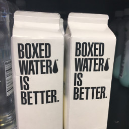 aesthetic water wateraesthetic box blackandwhite